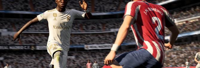 EA представила рейтинги ста лучших футболистов FIFA 20