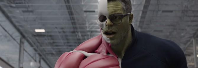 """Как создавались эффекты для """"Мстители: Финал"""" — видео от студии Framestore"""