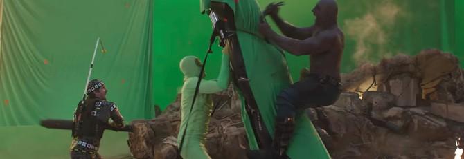 """Как Weta Digital создавала битву с Таносом в """"Мстители: Финал"""""""