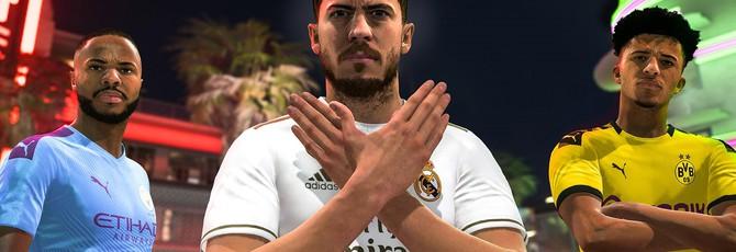 Демо-версия FIFA 20 стала доступна в Origin