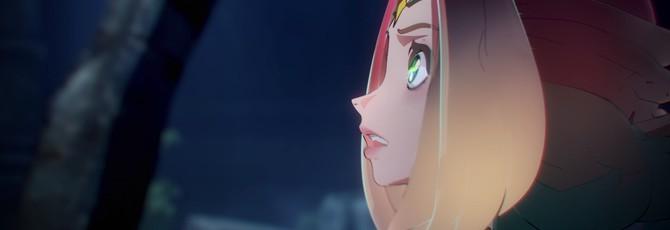 Трейлер новых образов и анимационный ролик League of Legends