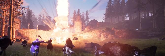 Разнообразные существа в новом трейлере MMORPG Citadel: Forged with Fire