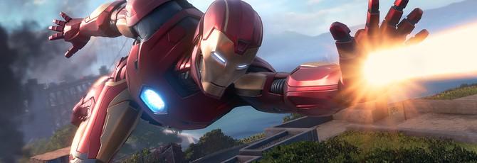 Профили героев Marvel's Avengers —  Железный человек