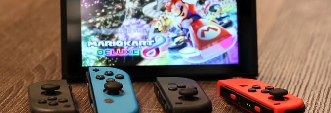 NPD: Продажи Switch растут в отличие от других консолей