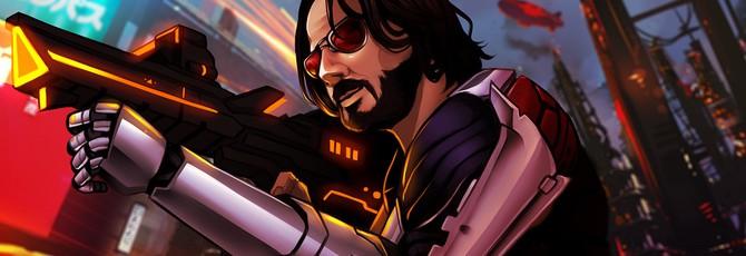 В Cyberpunk 2077 нельзя будет вступить в романтические отношения с Киану Ривзом