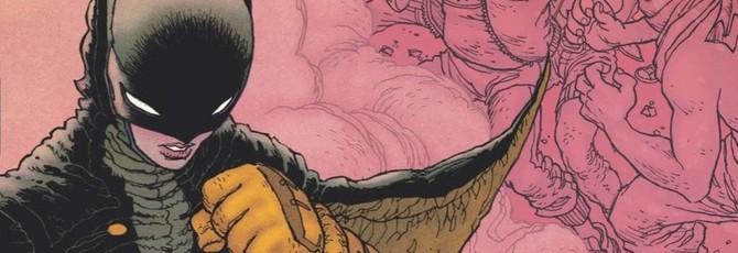 Фрэнк Миллер работает над продолжением серии комиксов The Dark Knight Returns