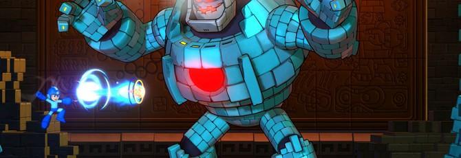 Следующая игра серии Mega Man находится в разработке