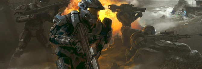Мод для сюжетной кампании Halo Reach: Evolved выйдет на PC