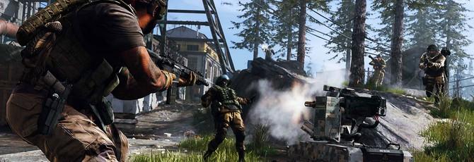 В открытой бете Call of Duty: Modern Warfare появится режим на 64 игрока