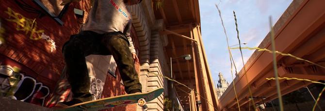 Релизный трейлер симулятора скейтбординга Session