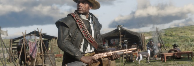В Red Dead Online открылась охота на первого легендарного преступника