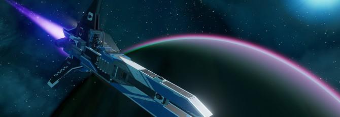 Масштабирование вселенной в новом трейлере MMO Starbase