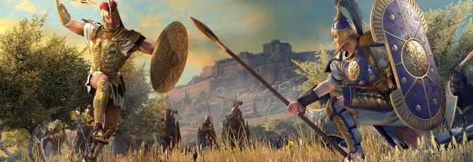 Total War Saga: Troy официально анонсирована