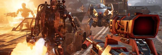 Первый трейлер, детали и скриншоты Terminator: Resistance — нового шутера по франшизе