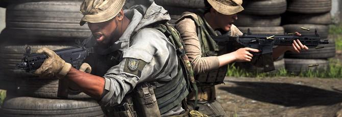 В бету Call of Duty: Modern Warfare добавили кросс-прогрессию