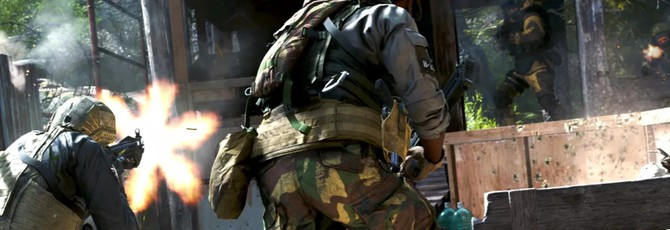 В коде беты Call of Duty: Modern Warfare нашли упоминания королевской битвы