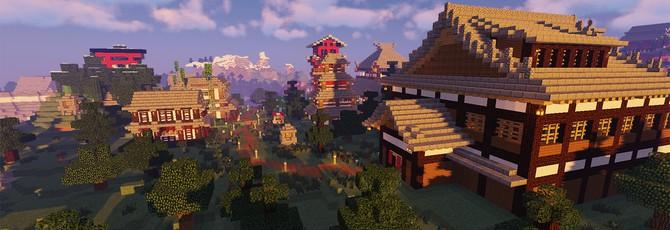 Художник Mojang представил Minecraft в виде RTS