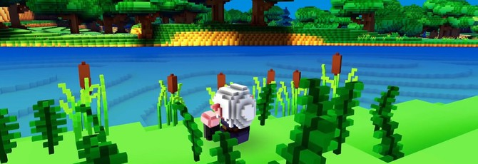 Создатель Cube World опубликовал релизный трейлер игры