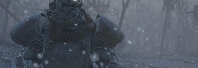 Fallout 2287 — мод полной конверсии, превращающий Fallout 4 в зимний сурвайвал