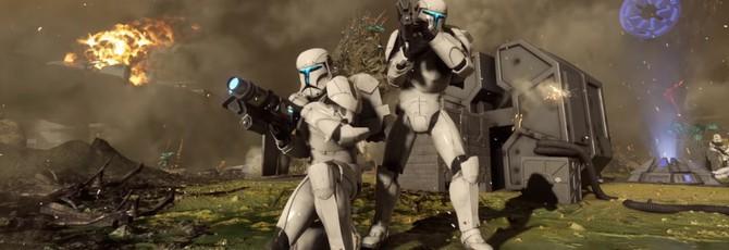 Трейлер сентябрьского обновления Star Wars Battlefront 2