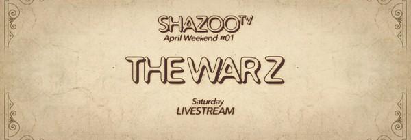 Апрельский уикенд #01 LIVE - Играем в The War Z