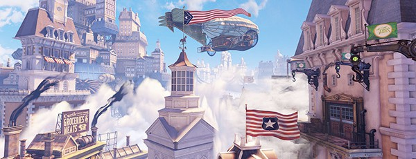 Sunday Science: Можно ли построить парящий город BioShock Infinite?