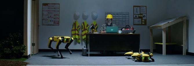 Atlas-паркурщик и новый рекламный ролик робота Spot от Boston Dynamics