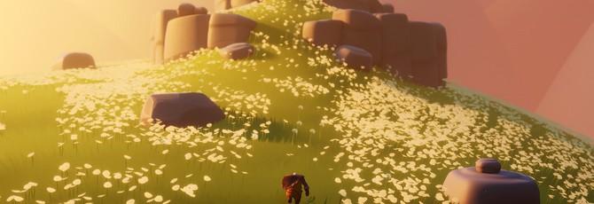 Arise: A Simple Story — первая игра студии Piccolo, сильно напоминающая Journey
