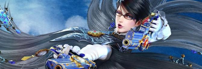 Директор Bayonetta 2 представил концепт-арт будущей игры