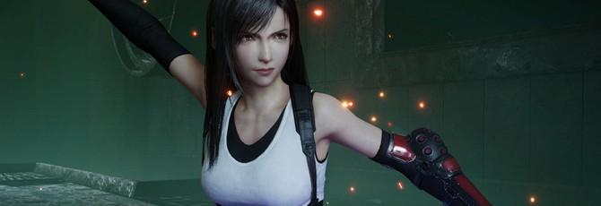 Много новых скриншотов и бокс-арт ремейка Final Fantasy 7