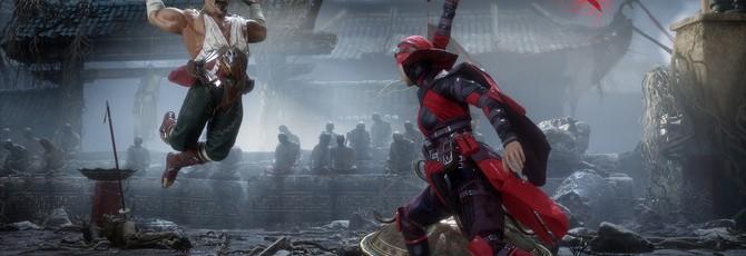 В Mortal Kombat 11 появится новый командный режим Team Race