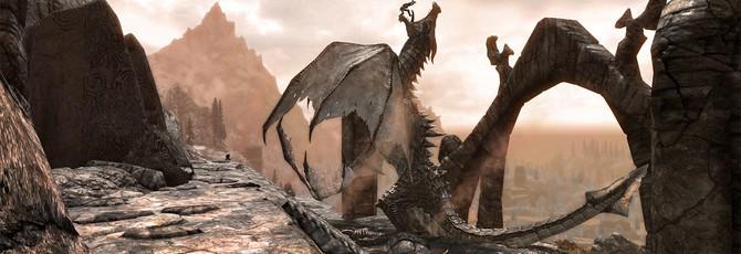 Мод Skyrim позволяет драконам разговаривать