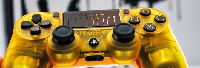 BB из Death Stranding будет общаться с игроками через контроллер PS4