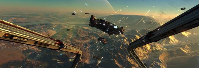 Космический симулятор Infinity: Battlescape вышел в раннем доступе Steam