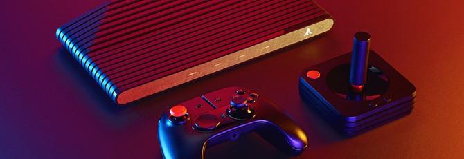 Ретро-консоль Atari VCS предложит игрокам тысячи игр по подписке
