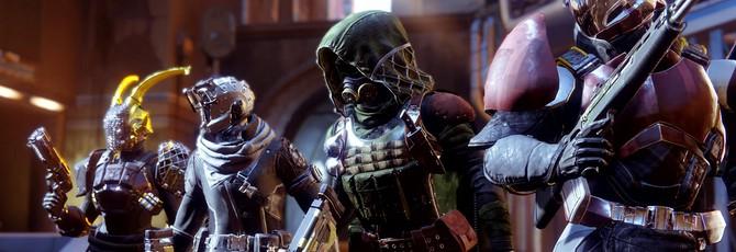 Количество игроков Destiny 2 достигло 219 тысяч через несколько часов после релиза в Steam