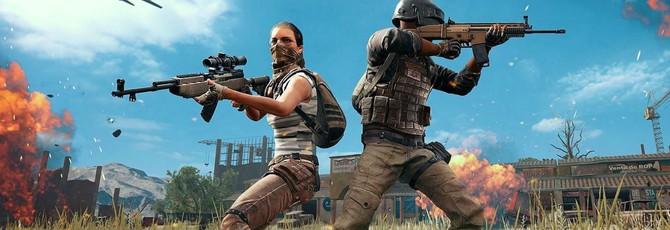 В PUBG на PS4 и Xbox One появился кроссплей