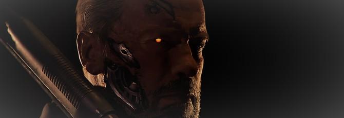 Терминатор в новом геймплее Mortal Kombat 11