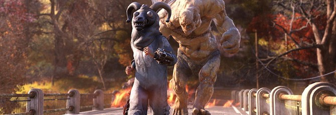 Игроки воссоздают обложки известных музыкальных альбомов в Fallout 76