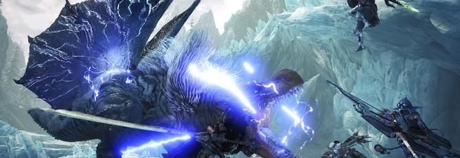Первое крупное обновление Monster Hunter World: Iceborne добавит вулканический регион