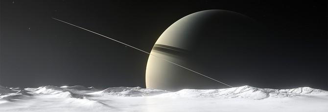 Ученые обнаружили органические молекулы на спутнике Сатурна