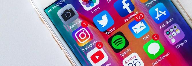 Американцы считают, что социальные сети слишком сильно контролируют новости