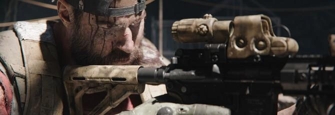 """Выживание отряда """"Призраков"""" в новом кинематографическом трейлере Ghost Recon Breakpoint"""