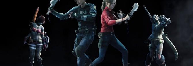 В Monster Hunter: World появятся персонажи Resident Evil — в том числе Тиран