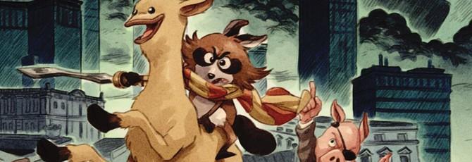 Спасение игровой индустрии от злобных корпораций в трейлере метроидвании SuperEpic