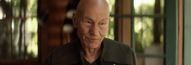 Новый трейлер сериала Star Trek: Picard