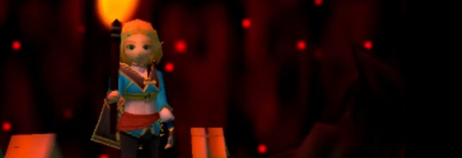 Фанат сделал трейлер сиквела The Legend of Zelda: Breath of the Wild для Nintendo 64