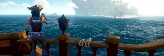 Новое бесплатное обновление Sea of Thieves выйдет 16 октября