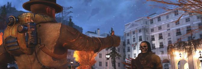 """Игрок Fallout 76 построил """"отель любви"""", убивающий других геймеров"""