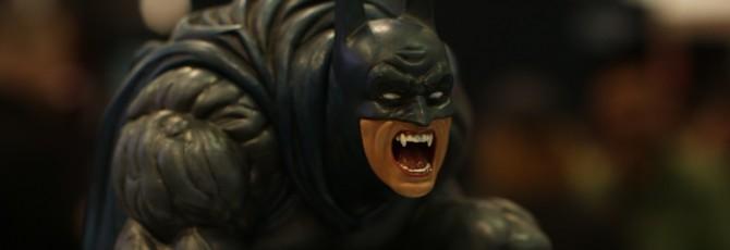 От Бэтмена до Дарта Вейдера — фигурки с New York Comic Con 2019